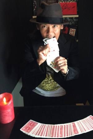 マジシャン派遣ランドから出張派遣できるマジシャン