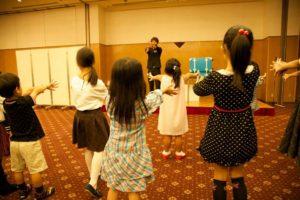 子供向けマジック教室