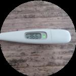 コロナ対策 検温